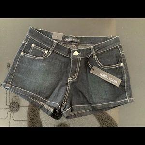 1826 Denim Shorts New